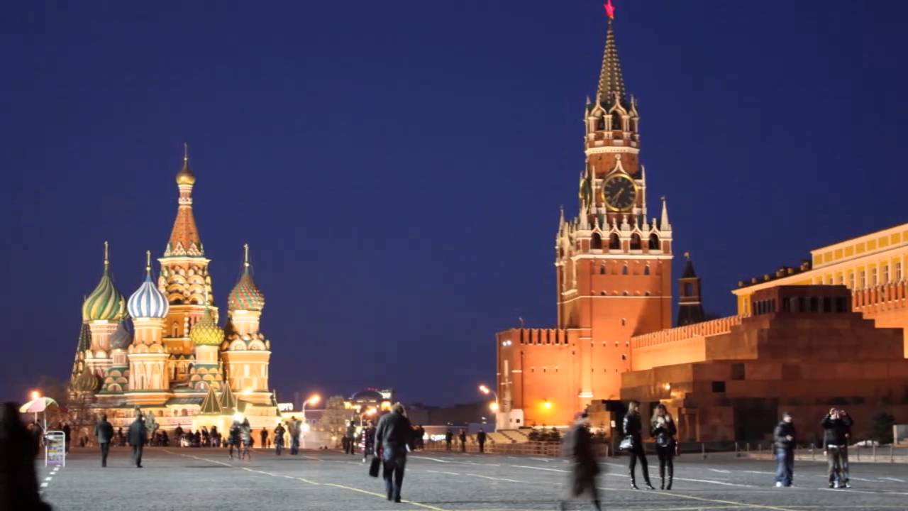 beautiful photo of Moscow Kremlin in Moscow Russia - YouTube