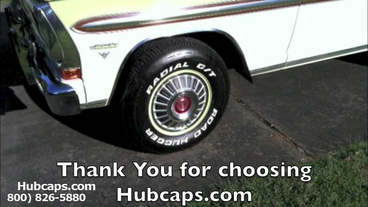 Customer Car Showcase 1970 Ford Ranger Xlt Hub Caps Hubcapscom F 150