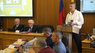 Отчет Ройзмана в гордуме. Чиновники и депутаты пытались сбежать
