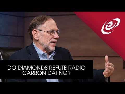 Do Diamonds Refute Radio Carbon Dating?