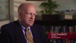 Dr. Leo Lambert on Writing The Undergraduate Experience