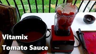 Vitamix Tomato Sauce