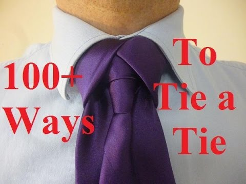 How to tie the merovingian knot or ediety knot for your necktie how to tie the merovingian knot or ediety knot for your necktie ccuart Image collections