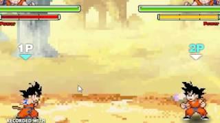 how to kamehameha in Dragon Ball Fierce Fighting V2