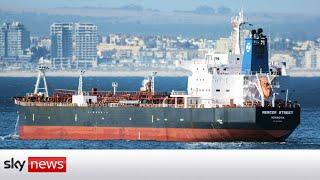 Iran blamed for tanker attack