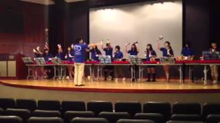 The Glee Handbell Choir