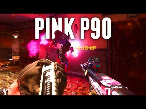 My Pink P90 Makes Everyone Leave