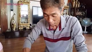 Подготовка к празднику Чусок: лепим сонпхёны 송편 만들기