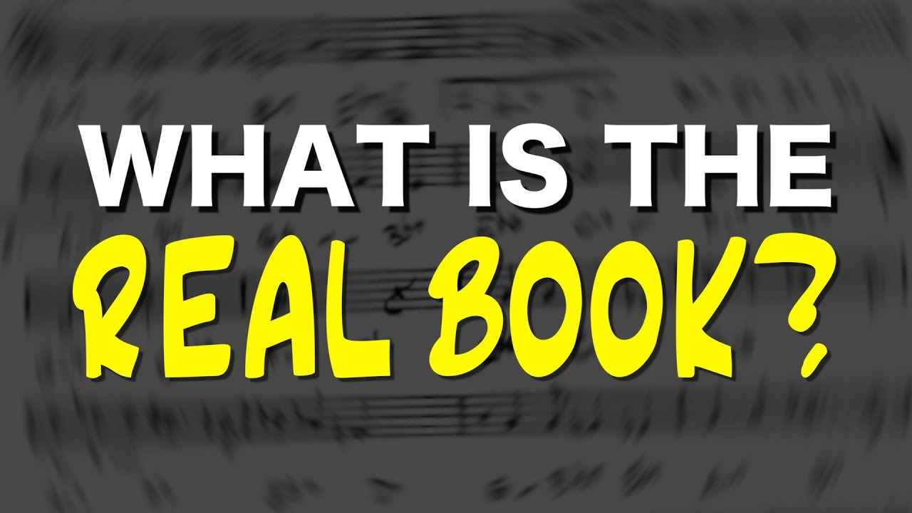 Adam Neely on ' The Real Book '