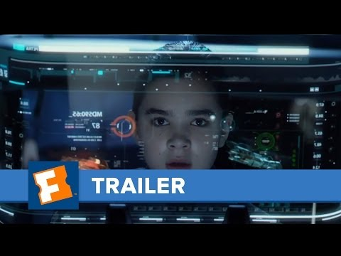 Ender's Game Official Trailer HD | Trailers | FandangoMovies