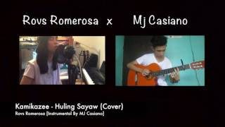 Kamikazee - Huling Sayaw (Cover) Rovs Romerosa l Mj Casiano