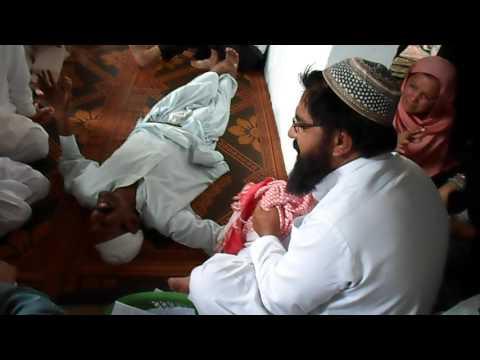 ELAAJ OF POWERFUL JINNI part 1!!,  Patriata Sharif Pir Azmat Nawaz !!!
