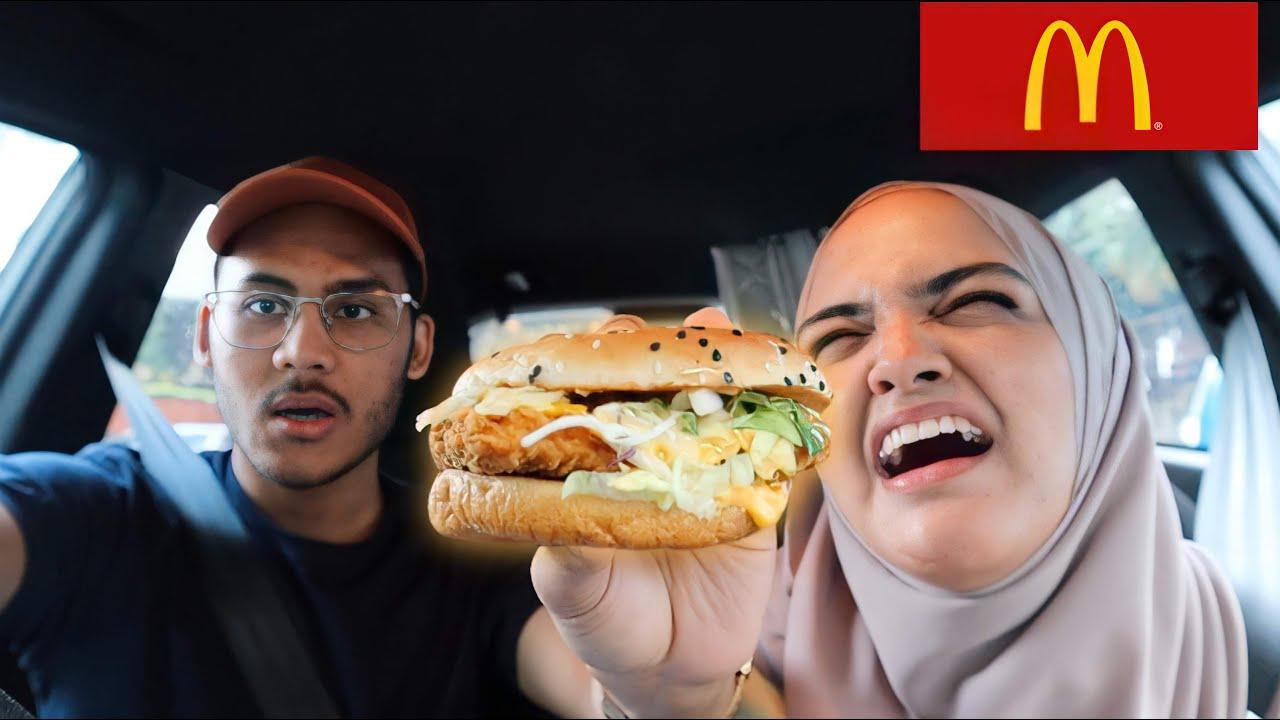 Mcd keluar burger baru! - GRAND SANGAT KE???