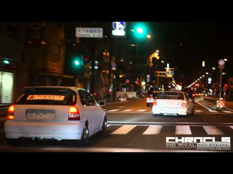 The Chronicles Presents: Cruising Through Osaka Before Hitting Loop1