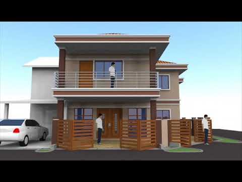 Rekabentuk Ubahsuai Rumah Teres 2 Tingkat Lot Tepi Yen 19 Shah Alam