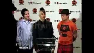 Red Hot Chili Peppers at My VH1 Music Awards 2000