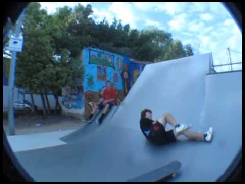 Skate day in Palafrugell