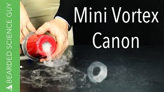 Mini Vortex Cannon (Physics)