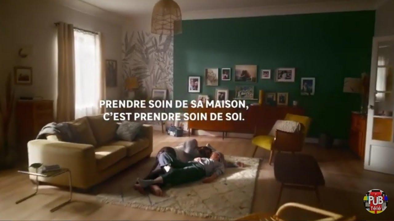 """Musique de la pub Leroy Merlin """"prendre soin de sa maison c'est prendre soin de soi""""  Juillet 2021"""