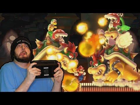 MASSIVE clutch or HORRIBLE choke? - Super Mario Maker
