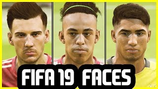 FIFA 19 - EVERY NEW FACE IN THE BUNDESLIGA