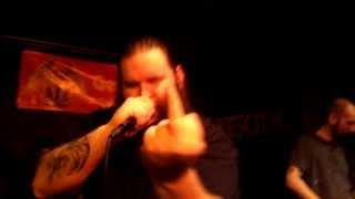 Helsott- Eight Drunken Celts LIVE@ The Return Of Solitude 2/8/14