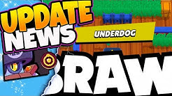 UNDERDOG! New Matchmaking Feature! | Update Info for Brawl Stars