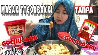 Download Video Tteokbokki HALAL | TANPA GOCHUJANG DAN GOCHUGARU MP3 3GP MP4