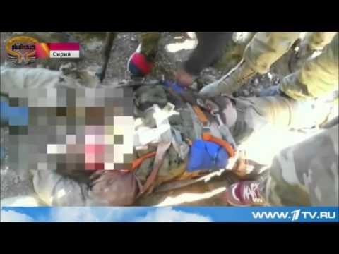 Как Уроды Турки Убивали Наших в Сирии Игил Arabs Turks Kill Russian Pilots