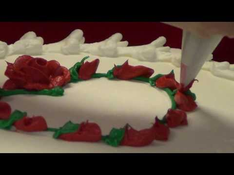 Make a Valentine's Day Cake Using a Cookie Cutter