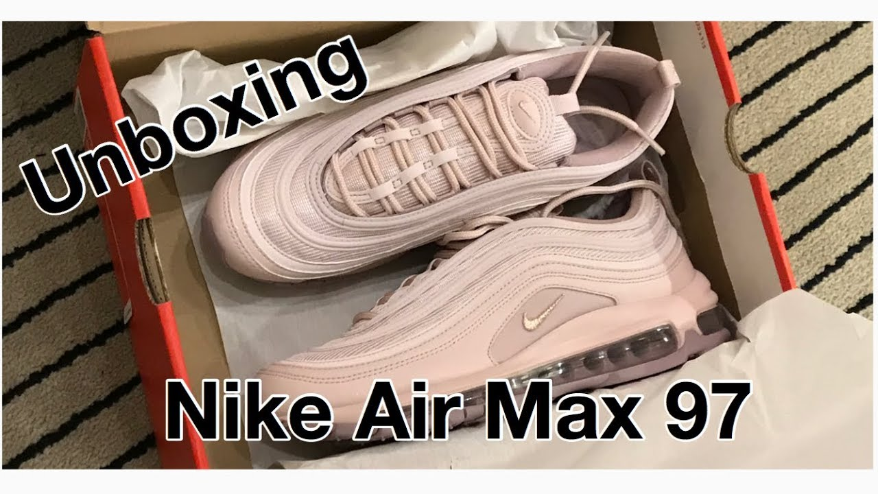d41fc2c908b Nike Air Max 97 | Unboxing | First Impression