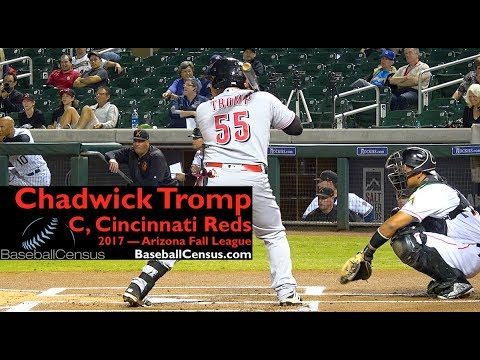 Chadwick Tromp, C, Cincinnati Reds