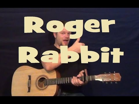 Roger Rabbit (Sleeping with Sirens) Easy Guitar Lesson How to Play Tutorial