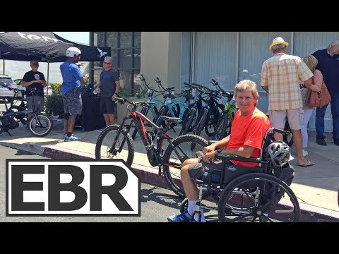 E-Bike Open House Customer Interviews