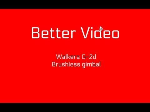 Mjx Bugs Camera Upgrade Walkera G D Gimbal