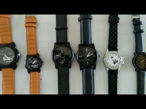 Fancy Trendy Stylish Couple's Watches Vol 2