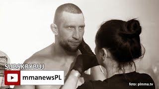Odnowiona kontuzja dyskwalifikuje Michała Szulińskiego z Babilon MMA 4