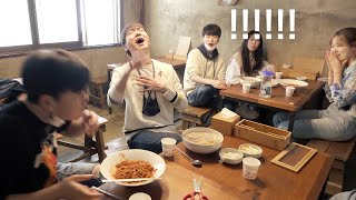 People Were Shocked When A Boy Suddenly Sang Extremely High Note [ENG CC]