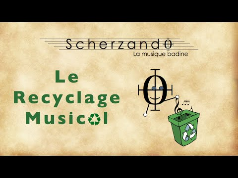 Le Recyclage Musical