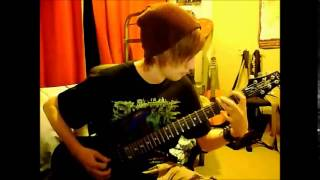 my last serenade killswitch engage guitar cover guitar rig 5