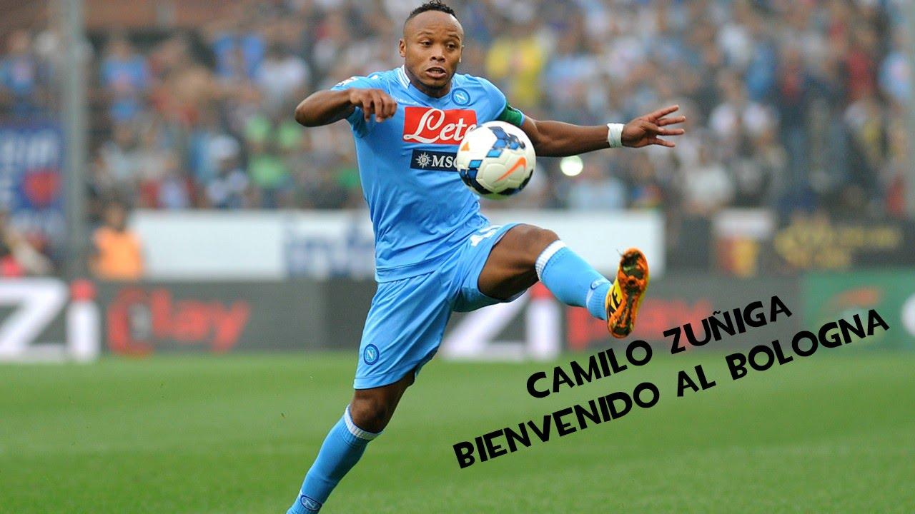 Camilo Zu±iga Wel e to Bologna Skills And Goals 2016