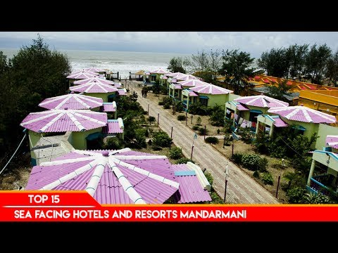 Top 15 sea facing hotels and resorts in Mandarmani Digha