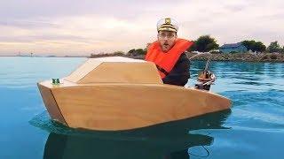 Barcos Miniatura