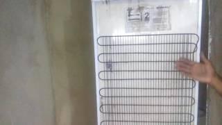 Como saber se a geladeira tem gas !