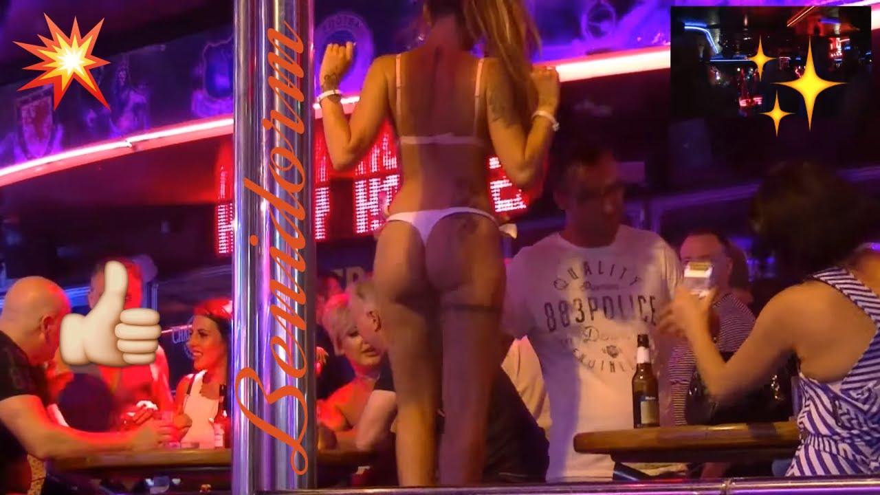 The red lion sports bar benidorm
