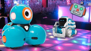 Robot Dance Party - Dash Robot Unboxing and Let's Play