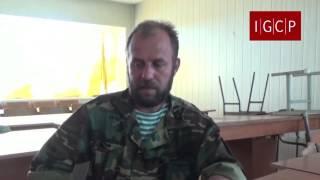 Обращение с военнопленными в украинской армии. (Война в Донбассе. Прямая речь. IGCP)