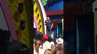 """""""Ya no tengo 21 años"""" Manny Manuel expulsado borracho de su concierto en el Carnaval."""