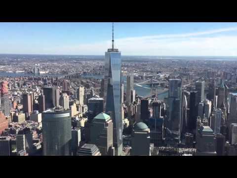 Helikopter Flug über Manhattan mit Moe