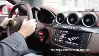 My Ride in a Ferrari FF
